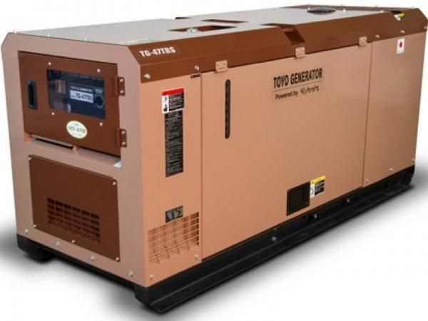 В чём преимущества взятия дизельного генератора мощностью 15-16 кВт в аренду