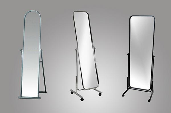 Зеркала для торговых помещений от компании Лит Стиль-Юг