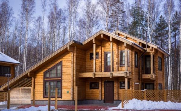 Дома из бруса для постоянного проживания