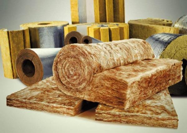 Теплоизоляционные материалы Rockwool для трубопровода