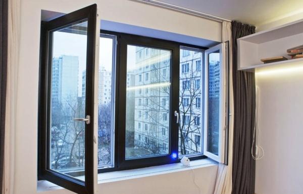 Ламинированные окна ПВХ: плюсы и минусы