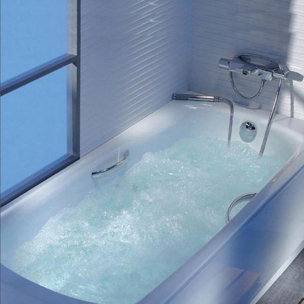 Выбор ванны: чугунная или стальная?