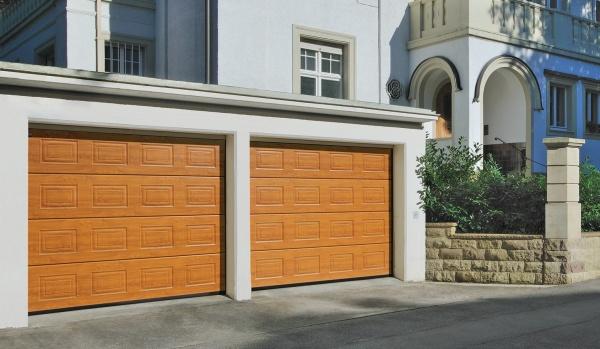 Гаражные ворота немецкого качества - залог безопасности и надёжности