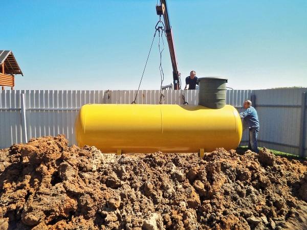 Что даёт автономная система газоснабжения?