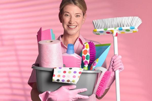 Хорошая домработница – чистота и порядок в доме