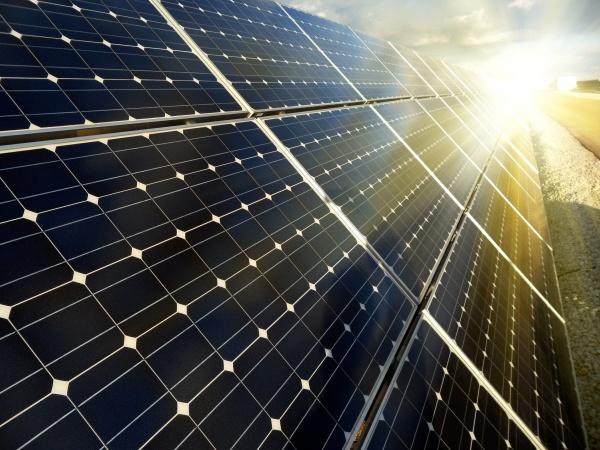 Использование солнечных батарей для получения электроэнергии