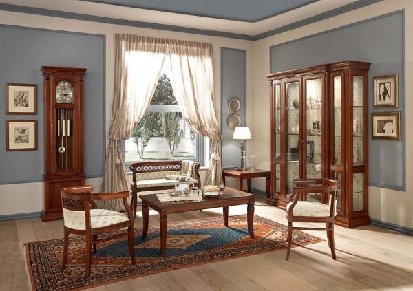 Мебель из Италии: история и особенности