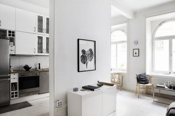 Квартира – студия – преимущества, характеристики